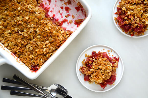 leftover-cranberry-sauce-crisp-recipe