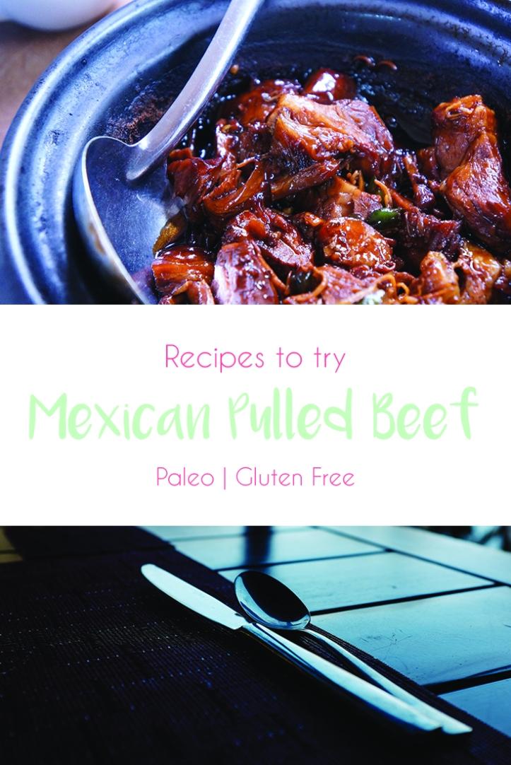 Pintrest Recipe - MexBeef
