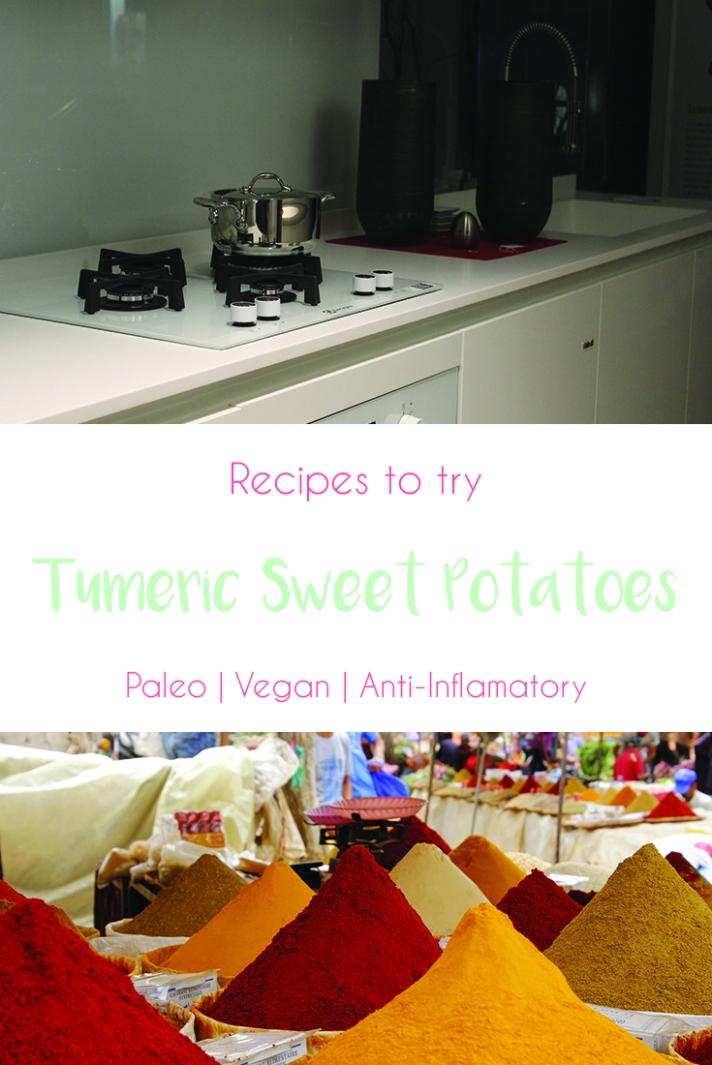 Pintrest Recipe - TumericPotato