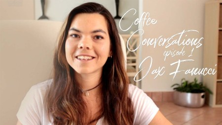 Jax Fanucci in Coffee Conversations Episode 1